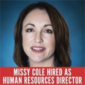 Missy Cole Hired as Human Resources Director
