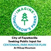 City of Fayetteville Seeking Public Input for Centennial Park Master Plan