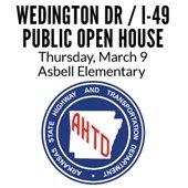 AHTD Open House