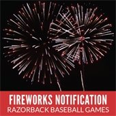 Fireworks Notification