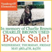 Charlie Brown Book Sale