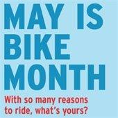Mya is  Bike Month