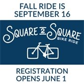 Square2Square Bike Ride Registration