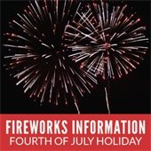 Fireworks Information 2017