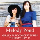 Melody Pond - Gulley Park Concert
