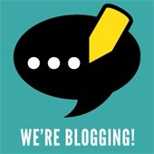We're Blogging