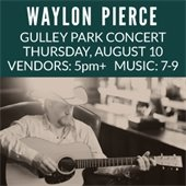Waylon Pierce