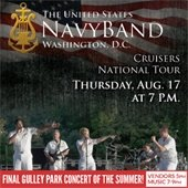 US Navy Band The Cruisers