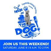 Hair of the dog adoption event