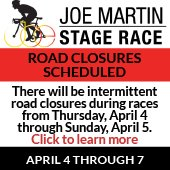 Road Closures Scheduled