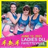 Ladies DUathlon Race:  June 12, 2021