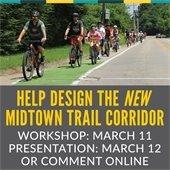 Help Design the New Midtown Trail Corridor