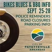Bike Blue and BBQ Info
