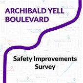Archibald Yell Boulevard Safety Improvements Survey