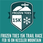 Frozen Toes 15K Trail Run at Kessler Mountain Is Just Around the Corner