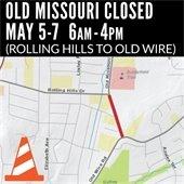 Old Missouri Closed