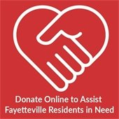 Donate Online to Assist Fayetteville Residents in Need