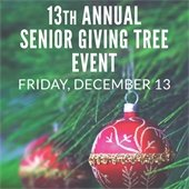 Annual Senior Giving Tree event