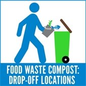 Food Waste Compost Drop-off Locations