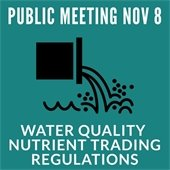 Water Quality Nutrient Trading Meeting