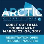 New Turf Pushes Annual Arctic Classic Softball Tournament to March, Register Now