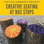 Creative Seating At Bus Stops
