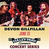 Nashville Native Devon Gilfillian Plays Gulley Park This Thursday