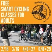 City of Fayetteville Offers FREE Smart Cycling Classes for Adults