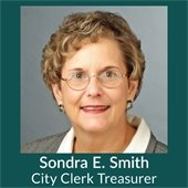 Sondra E. Smith - City Clerk Treasurer