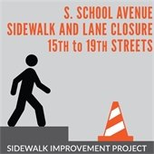 S. School Avenue Sidewalk Improvements