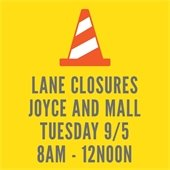 Lane Closure