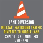 Millsap Diversion
