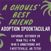 Adoption Spooktacular