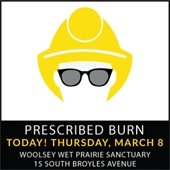 Prescribed Burn Today
