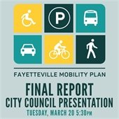 Mobility Plan Final Report to City Council
