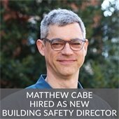 Matthew Cabe as Building Safety Director