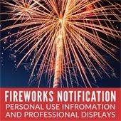 Fireworks 2018 July