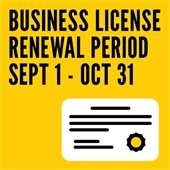 Business License Renewal