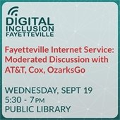 Fayetteville Internet Discussion