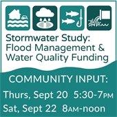 Stormwater Study Community Input