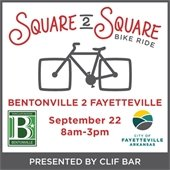 Square to Square Bike Ride