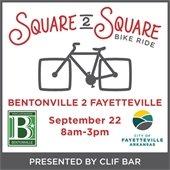Square to Square Bike Ride