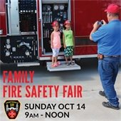 2018 Family Fire Safety Fair