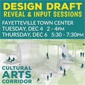 Cultural Arts Corridor Design Draft Revealed, City Seeks Public Input