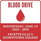 Blood Drive June 19