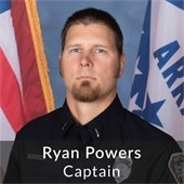 Ryan Powers - Captain