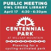 Public Meeting for Centennial Park