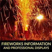 Fireworks Information and professional displays