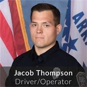Jacob Thompson - Driver/Operator