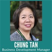 Photo of Chung Tan, Business Development Manager, City of Fayetteville, AR